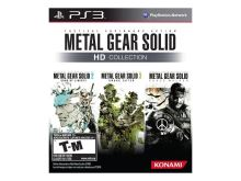 PS3 Metal Gear Solid HD Collection