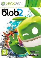 Xbox 360 de Blob 2 (Nová)