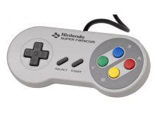 [Nintendo SNES] Drôtový ovládač (estetická vada)