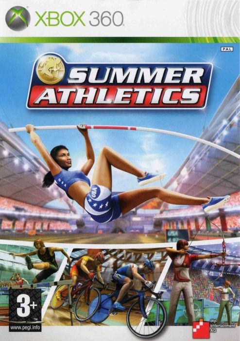 Xbox 360 Summer Athletics