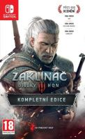 Nintendo Switch The Witcher 3 Wild Hunt Complete Edition (nová)