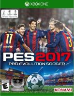 Xbox One PES 17 Pro Evolution Soccer 2017