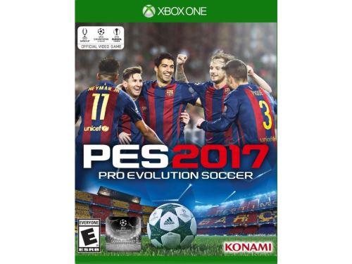 Xbox One PES 17 Pro Evolution Soccer 2017
