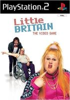 PS2 Malá Veľká Británia - Little Britain The Video Game