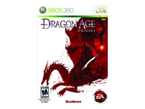 Xbox 360 Dragon Age Origins (DE)