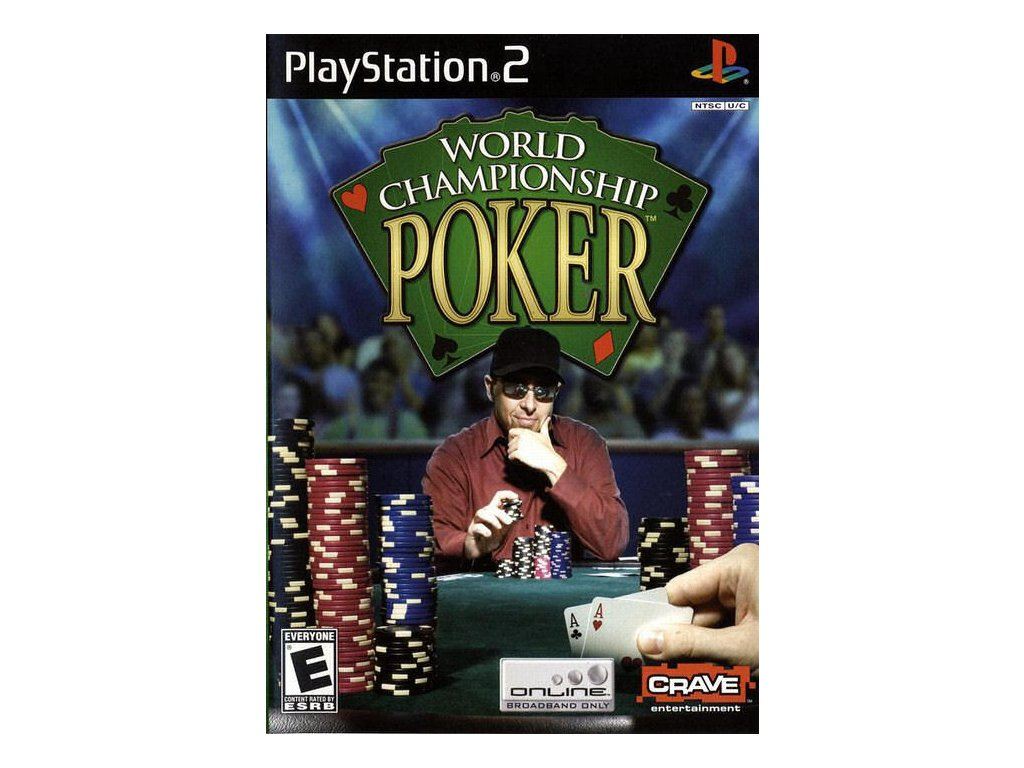 PS2 World Championship Poker