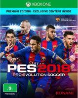 Xbox One PES 18 Pro Evolution Soccer 2018 (nová)
