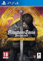 PS4 Kingdom Come: Deliverance Royal Edition (CZ) (nová)