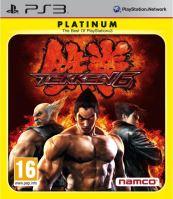 PS3 Tekken 6 (nová)