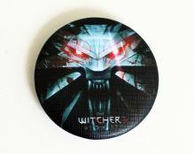 Odznak Zaklínač 3: Divoký hon - The Witcher 3: Wild Hunt (nový)