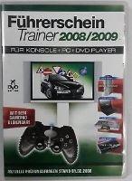 PC Autoškola Führerscheine trainer 2008/2009 (DE)
