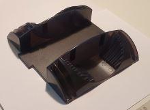 [PS2] Stojan na PS2 FAT - čierny + držák na disky