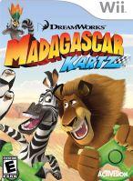 Nintendo Wii Madagascar Kartz
