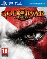 PS4 God Of War 3 Remastered (nová)