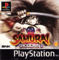 PSX PS1 Samurai Shodown 3
