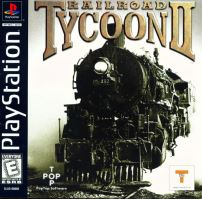 PSX PS1 Railroad Tycoon 2