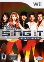 Nintendo Wii Disney Sing It: Pop Hits