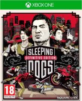 Xbox One Sleeping Dogs Definitive Edition (nová)