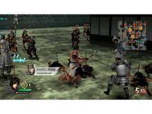Nintendo Wii Samurai Warriors 3