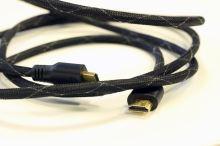 HDMI kábel 2m pozlátený, odolný