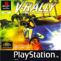 PSX PS1 V-Rally