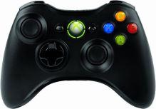 [Xbox 360] Bezdrôtový Ovládač Microsoft - čierny