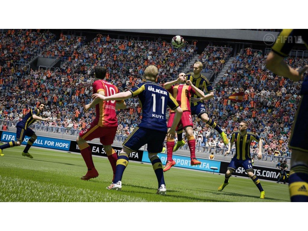 Xbox 360 FIFA 15 2015