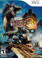 Nintendo Wii Monster Hunter Tri