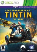 Xbox 360 The Adventures Of Tintin