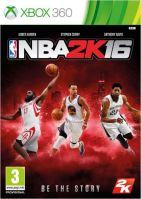 Xbox 360 NBA 2K16 2016 (Nová)