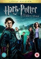 DVD Film Harry Potter and the Goblet of Fire