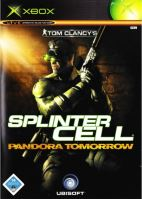 Xbox Tom Clancys Splinter Cell Pandora Tomorrow