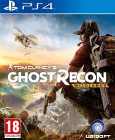 PS4 Tom Clancys Ghost Recon Wildlands (CZ) (nová)