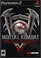 PS2 Mortal Kombat - Deadly Alliance