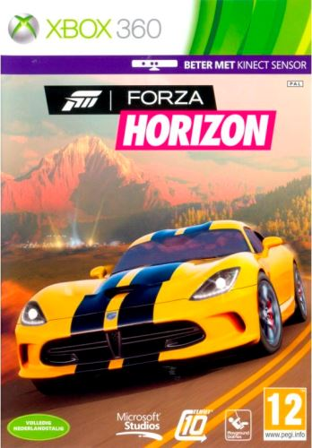 Xbox 360 Forza Horizon (CZ)