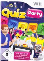 Nintendo Wii Quiz Party (DE)