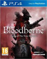 PS4 Bloodborne GOTY (nová)