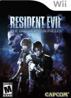 Nintendo Wii Resident Evil: The Darkside Chronicles