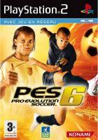 PS2 PES 6 Pro Evolution Soccer 6 (DE)