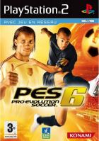 PS2 PES 6 Pro Evolution Soccer 6