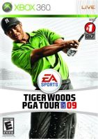 Xbox 360 Tiger Woods PGA Tour 09