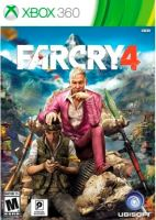 Xbox 360 Far Cry 4 (CZ)