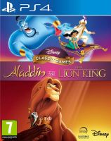PS4 Disney Classic Games: Aladdin and The Lion King (nová)