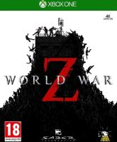 Xbox One World War Z (nová)