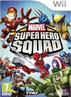 Nintendo Wii Marvel Super Hero Squad
