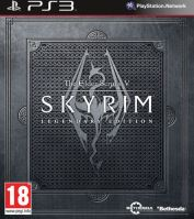 PS3 The Elder Scrolls 5 Skyrim - Legendary Edition (nová)