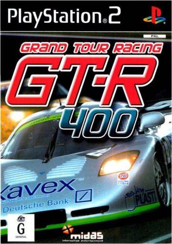 PS2 GT-R 400