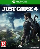 Xbox One Just Cause 4 (nová)