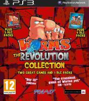 PS3 Worms the Revolution Collection