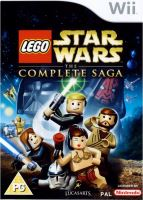Nintendo Wii Lego Star Wars The Complete Saga